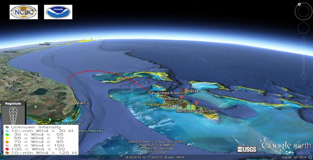 Bermuda Triangle Mystery Solved (1/5)