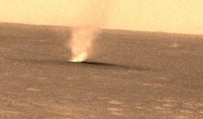 mars dust devil