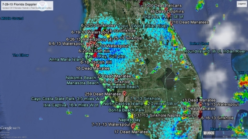 7-29-13 Florida Doppler
