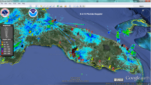 8-4-13 Florida Doppler