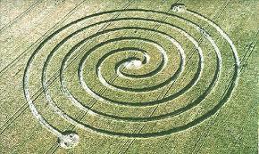 crop circle coalescence