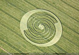 CropCircleSpiral