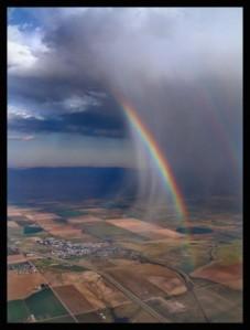 Double Rainbow Rain