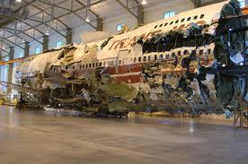 TWA 800 Airframe