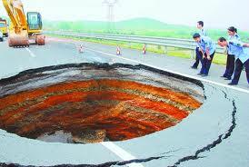 sinkhole round