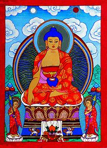 Buddha-painting