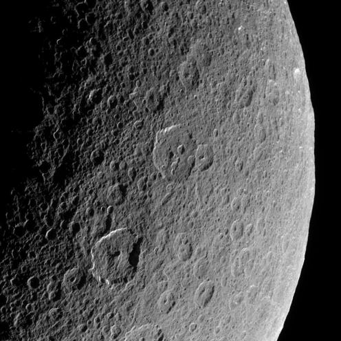 hexagon crater