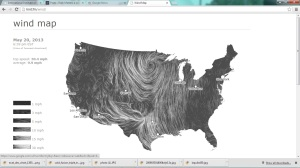 5-20-13 Wind Map
