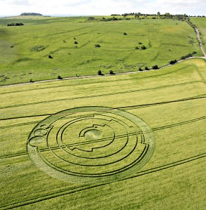 PI cropcircle