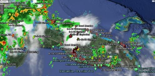 8-14-13 Weather Florida