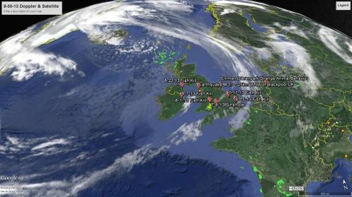 8-30-13 Weather UK