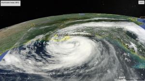Hurrican Isaac 1
