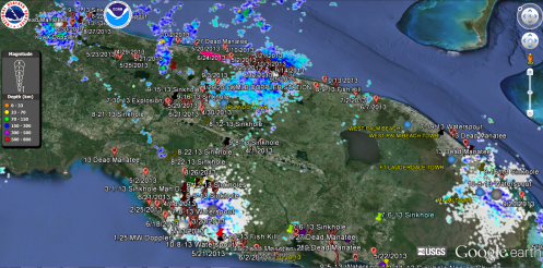11-6-13 Florida Doppler Mosaic