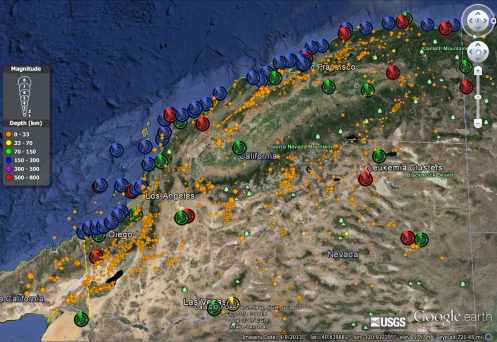 2-5-14 Calif. Seismic