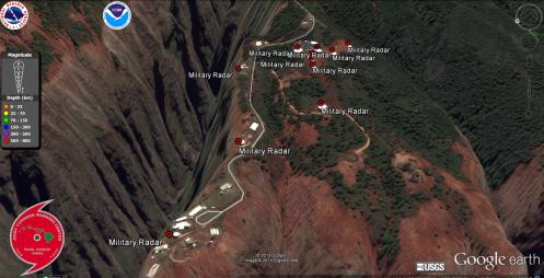 Kauai Radars