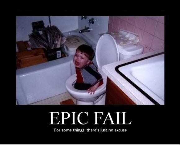 epic fail dark matters a lot