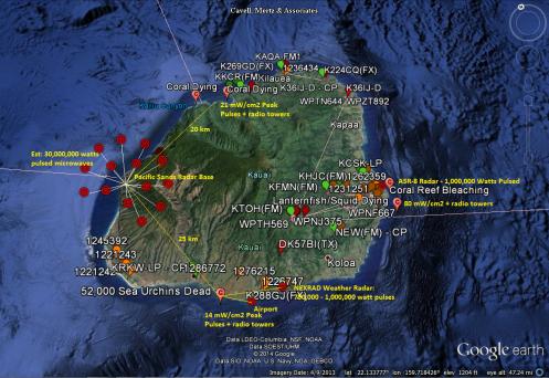 Kauai Radars2