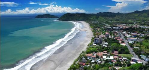 View-of-beach-town