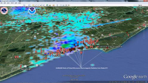 melbourne radars2