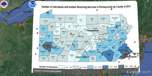 2011 Penn Autism Services