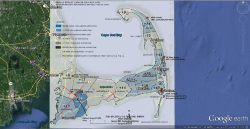 Cape Cod Radars