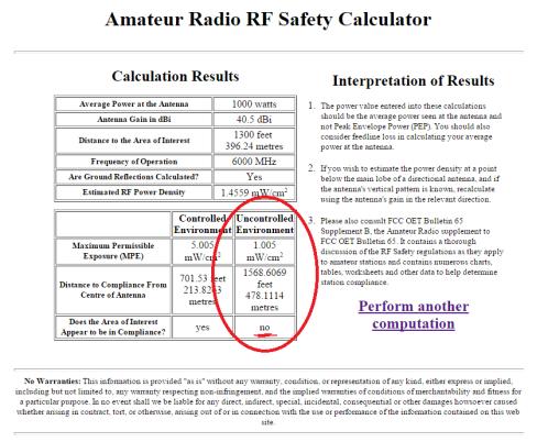 rf antenna power