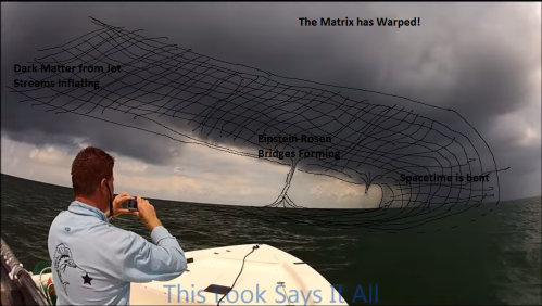 The Matrix Has Warped