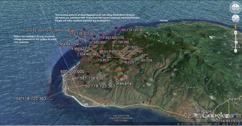 Kauai Radiation