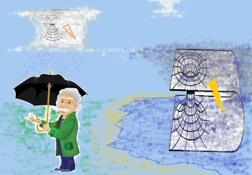umbrella-einstein