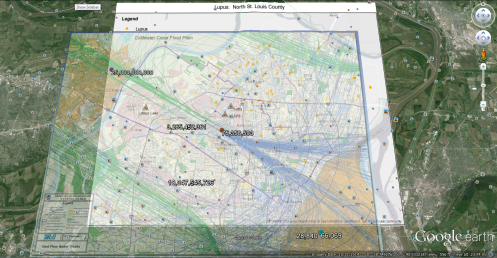 2015 CWK Lupus Radar Flight Paths