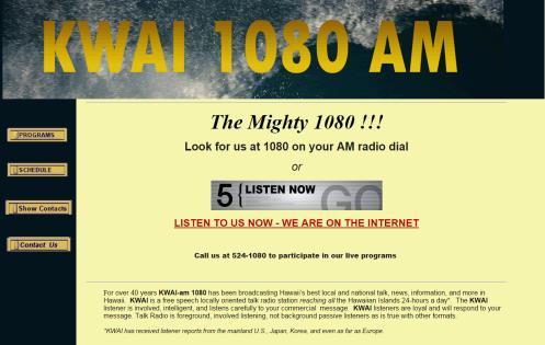 kwai 1080 AM