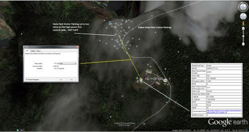 kokee radar plan view