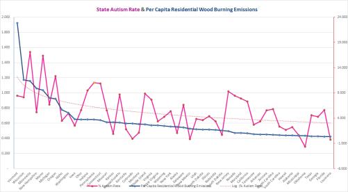 Autism & Wood Burning